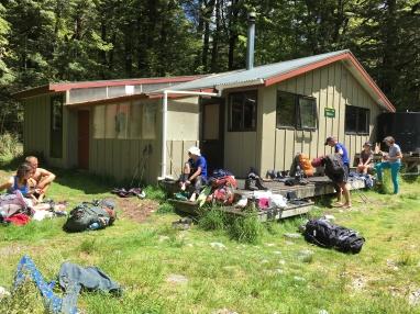 West Sabine Hut